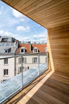 AAVP - Vincent Parreira - Immeuble Less à Paris - 10