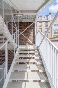 AAVP - Vincent Parreira - Immeuble Less à Paris - 14