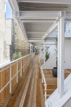 AAVP - Vincent Parreira - Immeuble Less à Paris - 15