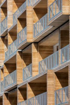 AAVP - Vincent Parreira - Immeuble Less à Paris - 20