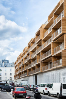 AAVP - Vincent Parreira - Immeuble Less à Paris - 3