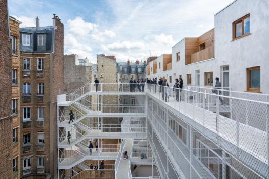 AAVP - Vincent Parreira - Immeuble Less à Paris - 6