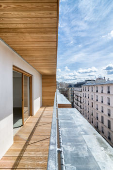 AAVP - Vincent Parreira - Immeuble Less à Paris - 9
