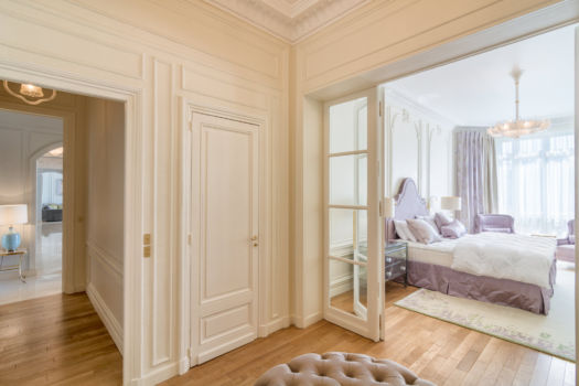 ARCREA Studio - Appartement Elisée Reclus - 19 - Dressing et chambre 2 (suite parentale)