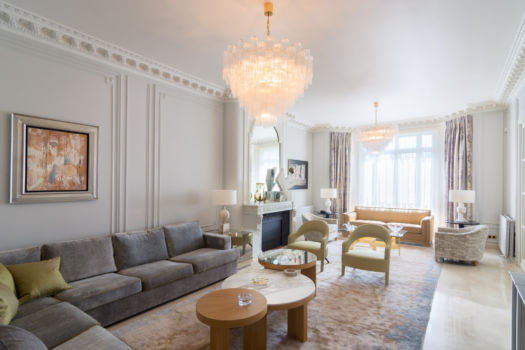 ARCREA Studio - Appartement Elisée Reclus - 4 - Premier salon