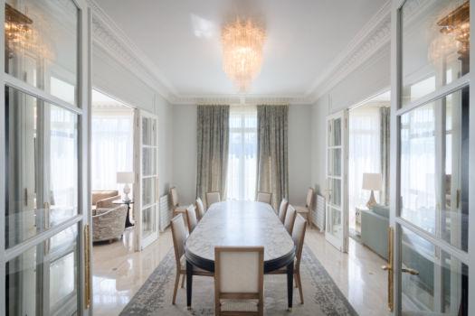 ARCREA Studio - Appartement Elisée Reclus - 6 - Salle à manger