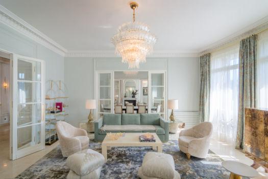 ARCREA Studio - Appartement Elisée Reclus - 8 - Deuxième salon