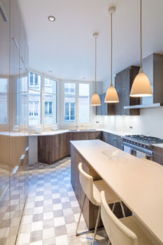 ARCREA Studio - Appartement Elisée Reclus - 9 - Cuisine