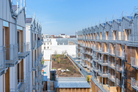 Alexandre Chemetoff - Rue du faubourg du temple à Paris - 8