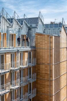 Alexandre Chemetoff - Rue du faubourg du temple à Paris - 10
