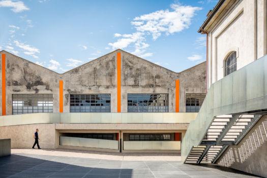 OMA - Fondation Prada à Milan