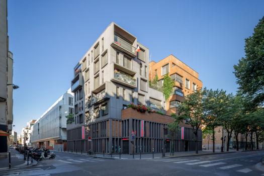Brenac & Gonzalez - Logements Paris Boucicaut - 4