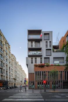 Brenac & Gonzalez - Logements Paris Boucicaut - 5