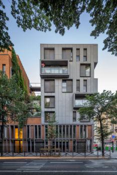Brenac & Gonzalez - Logements Paris Boucicaut - 9