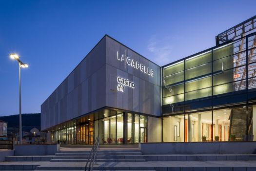 KcomK Architectes - Médiathèque de Millau - 1