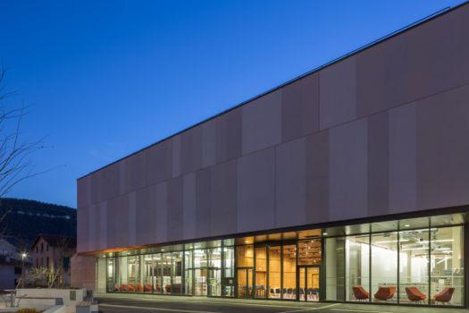 KcomK Architectes - Médiathèque de Millau - 2