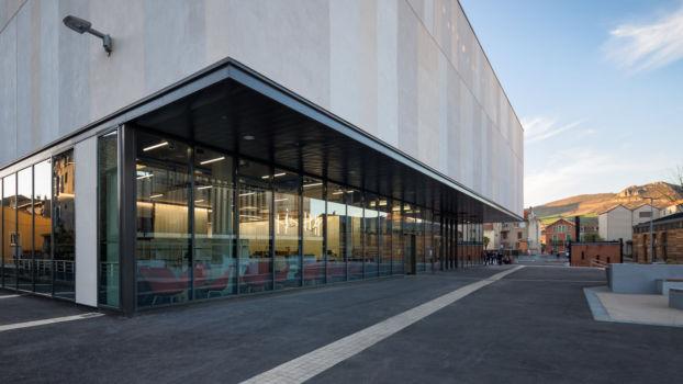 KcomK Architectes - Médiathèque de Millau - 3