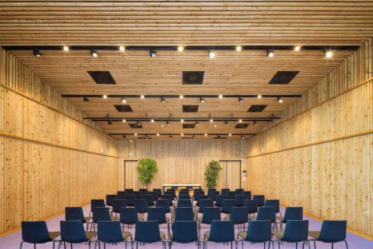 KcomK Architectes - Médiathèque de Millau - 8