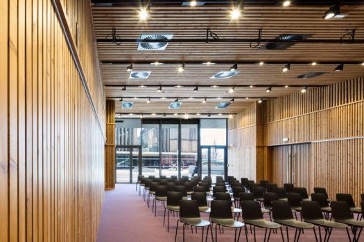 KcomK Architectes - Médiathèque de Millau - 9