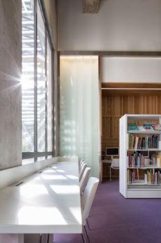 KcomK Architectes - Médiathèque de Millau - 14