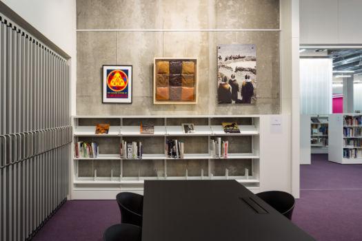 KcomK Architectes - Médiathèque de Millau - 17