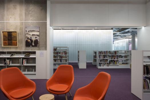 KcomK Architectes - Médiathèque de Millau - 18