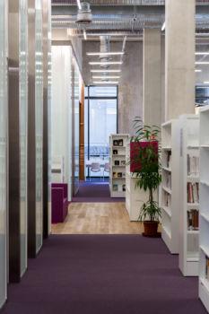 KcomK Architectes - Médiathèque de Millau - 19