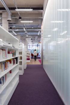 KcomK Architectes - Médiathèque de Millau -20