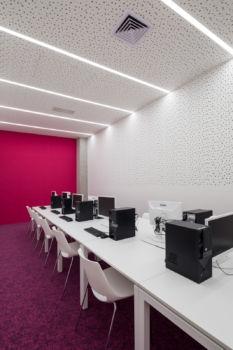 KcomK Architectes - Médiathèque de Millau - 23