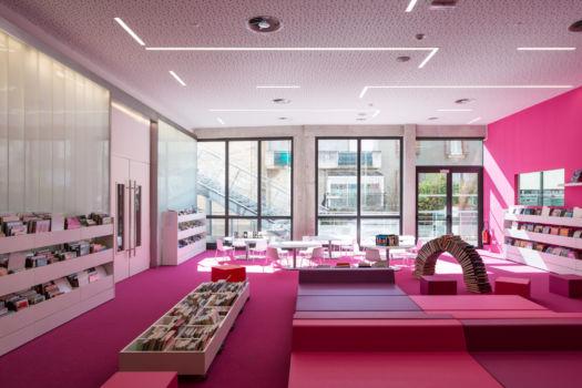 KcomK Architectes - Médiathèque de Millau - 26